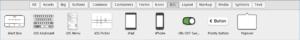 Balsamiq - Controls für iOS